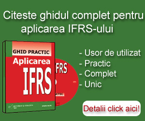 Ghid practic de aplicare a IFRS